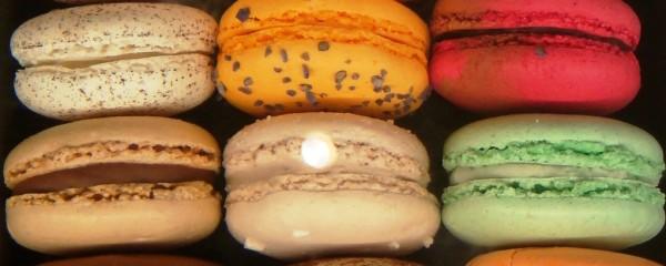 Cioccolato e macarons
